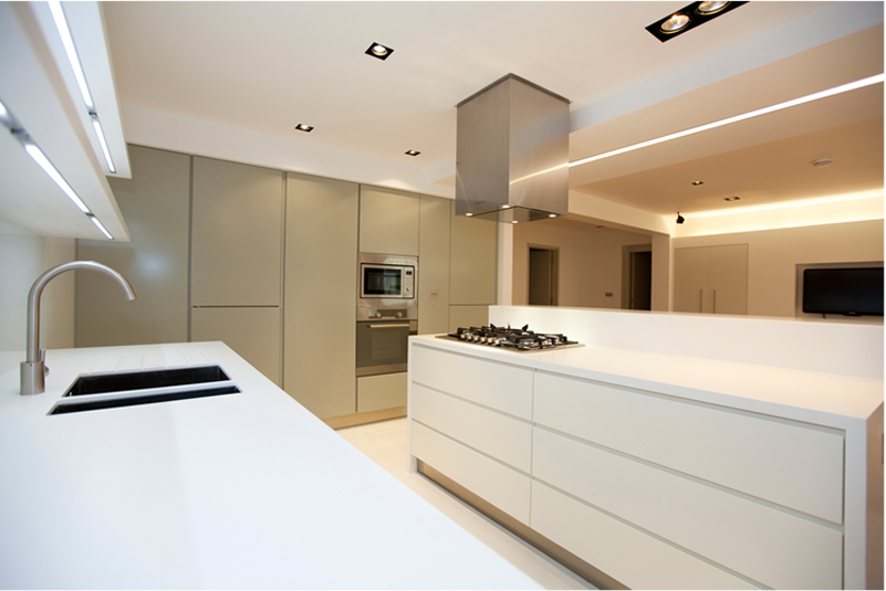 Grove House Residential Fitout